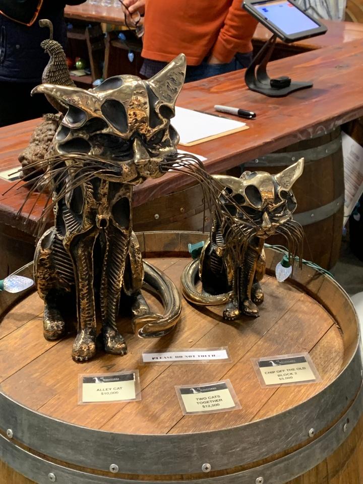Искусство под бокал вина в ПасоРоблес