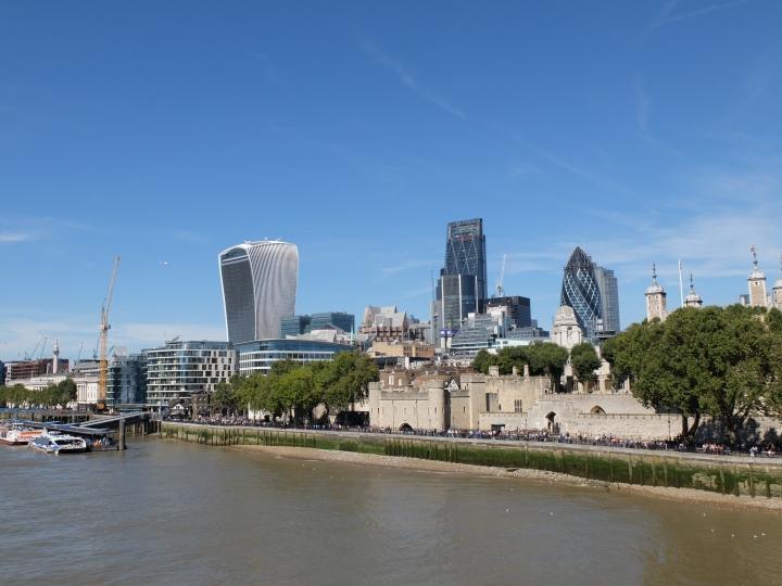 Многоликий Лондон: первое впечатление —разочарование