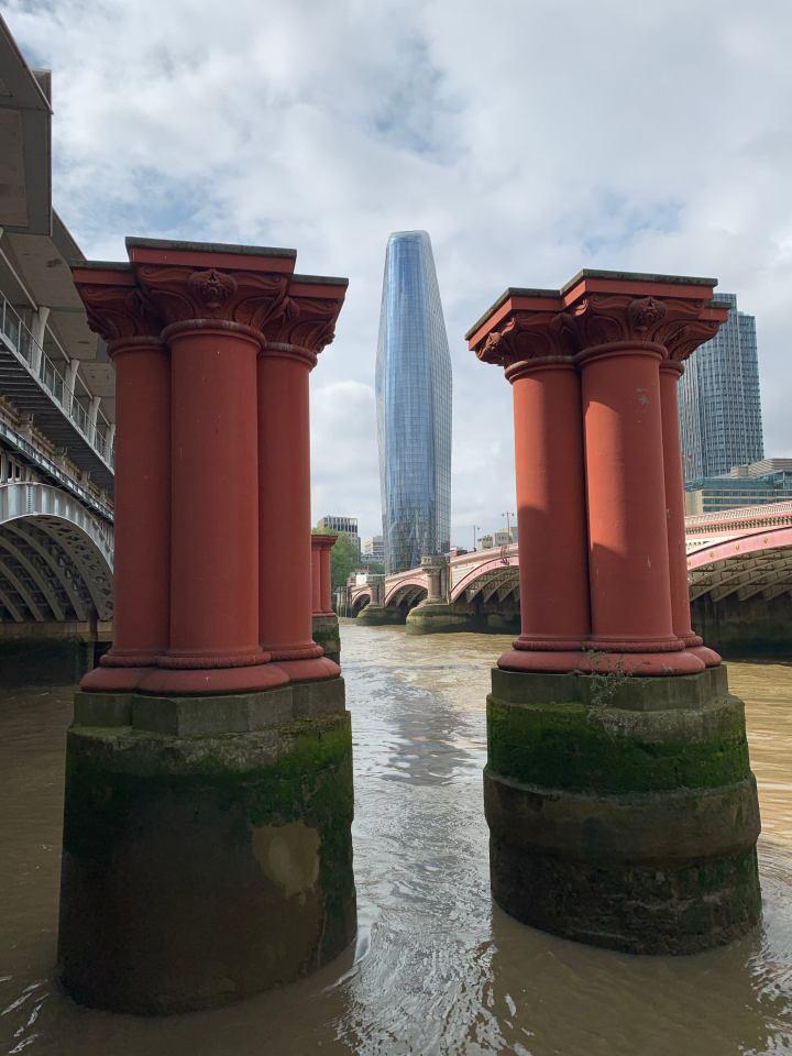 Многоликий Лондон — в стиле «фьюжн» (часть вторая,заключительная)